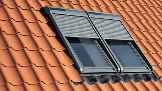 Fenêtres et fenêtres de toit