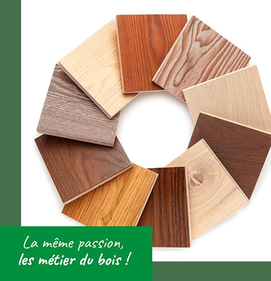 Prescrire et distribuer les produits bois les plus performants et novateurs